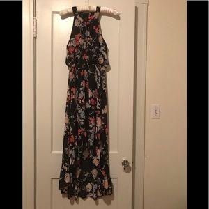 Elle Dresses - ELLE high-low maxi dress